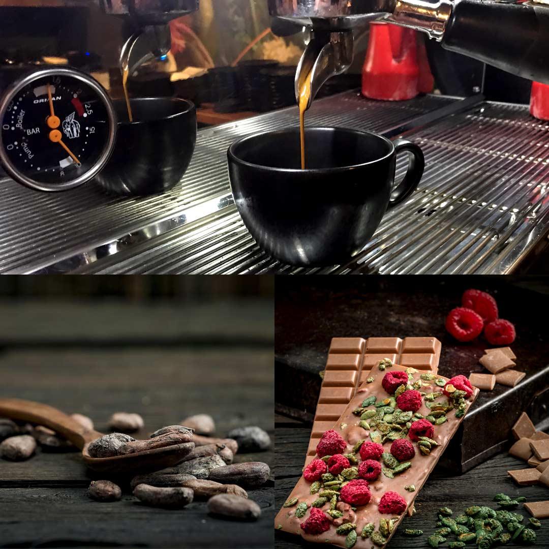 Kaffee Espresso München Viktualienmarkt ... Sallis Kitchen Bistro Bar